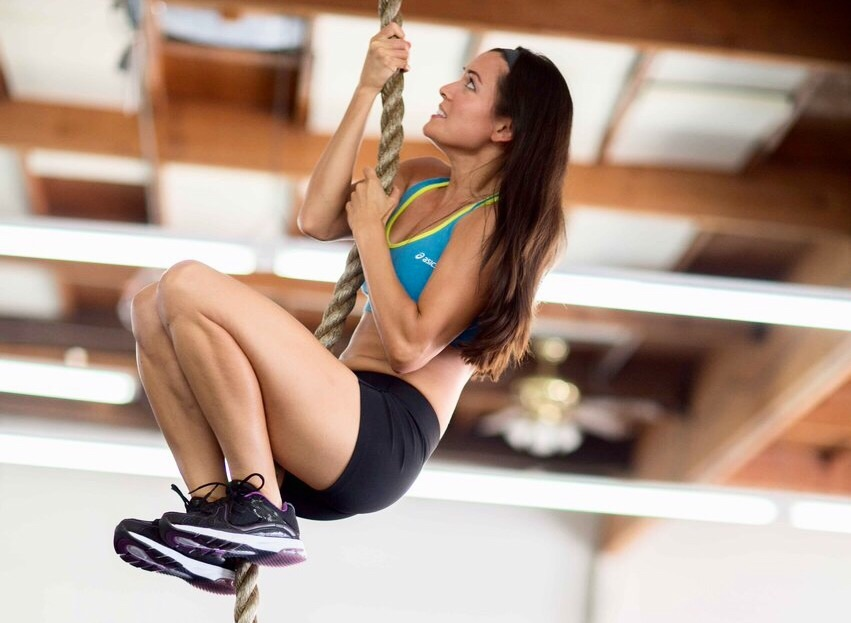 introduce rope climbing into your workouts muscle ropes